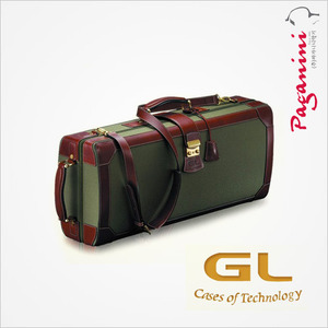[GL] ViolinK17 Case Brown 가죽